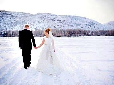 Как организовать зимнюю свадьбу, Женские Вопросы