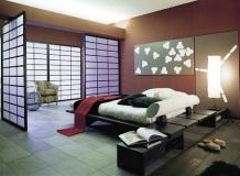 Спальня в японском стиле, Женские Вопросы