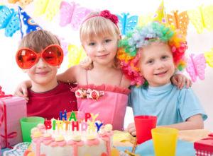 Где отпраздновать день рождения ребенка?