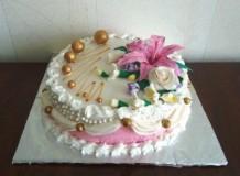украшение торта мастикой