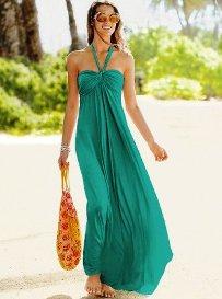 как сшить пляжное платье самой