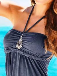 как сшить пляжное платье