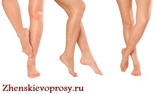 Почему отекают ноги?