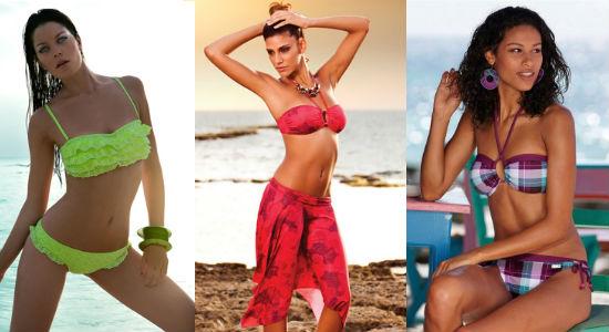 Купальник бандо: фото, разновидности, модные расцветки, Женские Вопросы