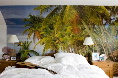 фотообои на стену в спальню