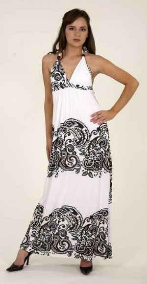 индийский огурец на платье