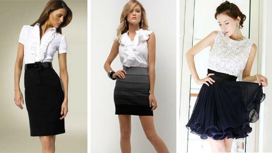 блузки и юбки на 1 сентября