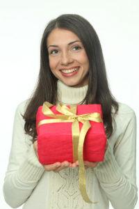 новогодний подарок подруге