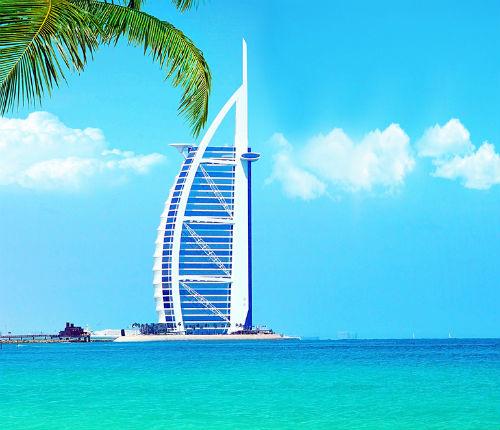"""Дубаи, отель """"Парус"""" (ОАЭ)"""