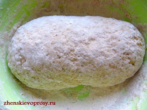 тесто для хлеба в домашних условиях