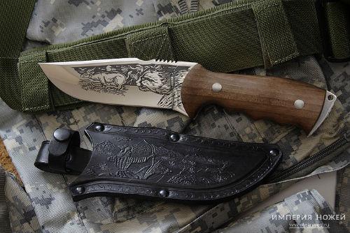 охотничий нож в подарок