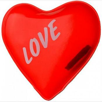 солевая грелка в форме сердца