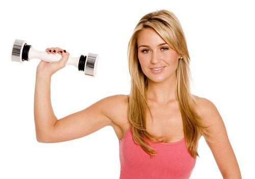 Тренажер для груди Shake Weigh