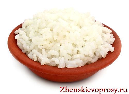 Как правильно варить рис разных сортов