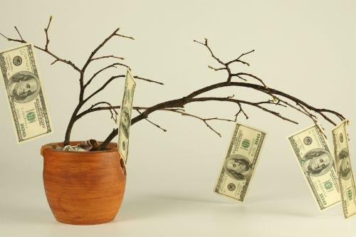 Как прикольно подарить деньги?