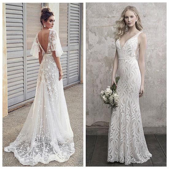 b9fedf06a91ab4e Свадебные платья 2019: модные тенденции, фото | Женские Вопросы