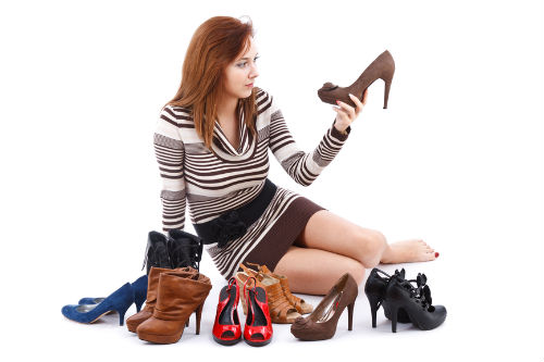 Как правильно выбрать обувь?