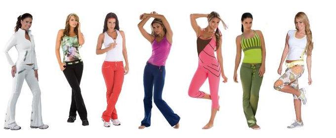 Спортивный стиль для девушек и женщин