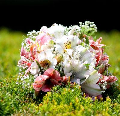 цветы для невесты
