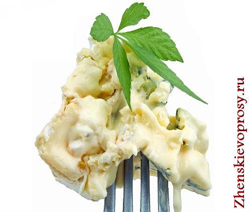 полезный сыр