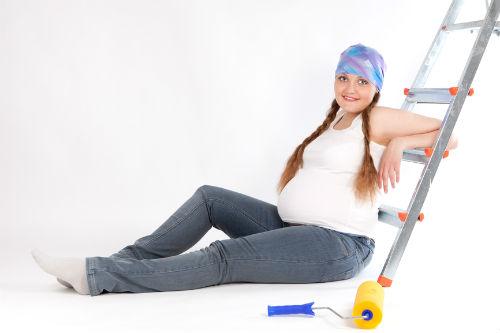 Можно ли работать беременной