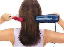 как правильно укладывать волосы