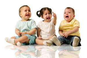 Ребенок плачет - что делать?