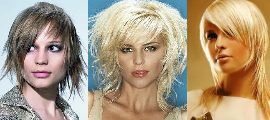 стрижки и прически для тонких волос фото