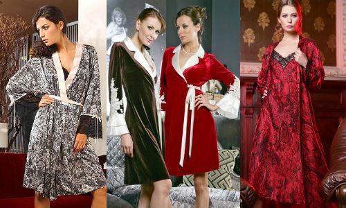 женский халат кимоно
