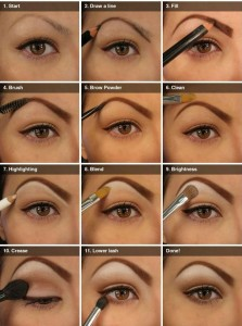 makeup-brands-with-makeup-step-by-step-for-school-with-step-by-step-makeup-awesome-makeup-pinterest