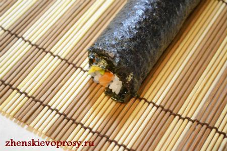 рулет с суши