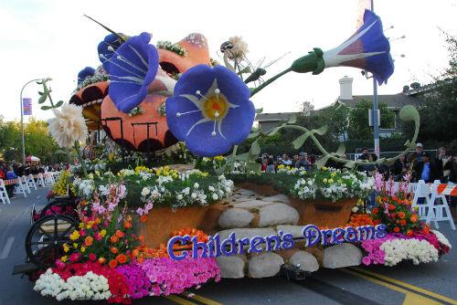 Парад Роз в Пенсильвании