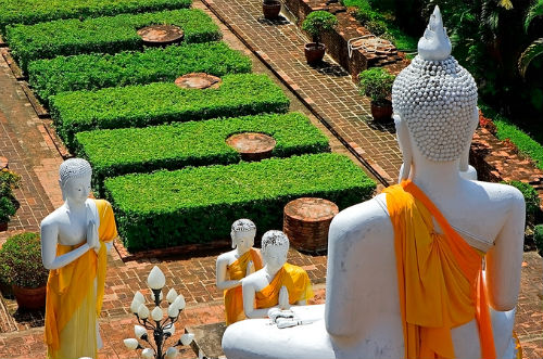 Таиланд - один из вариантов отдыха в декабре