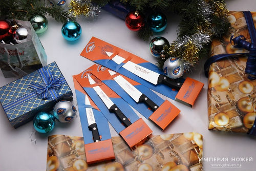 кухонные ножи в подарок