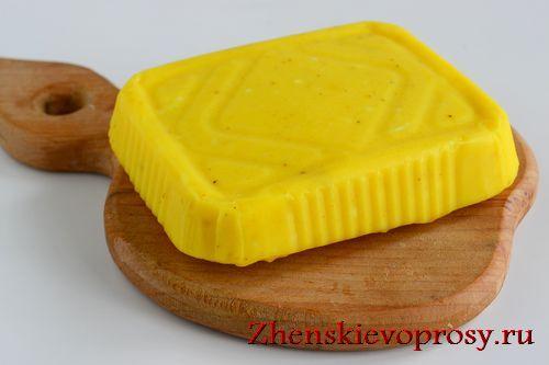 сыр из творога