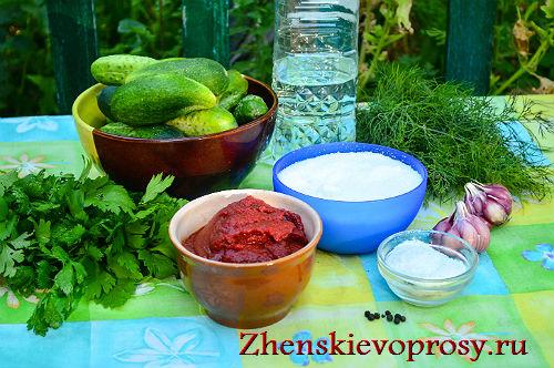 ogurcy-v-tomate-na-zimu-1