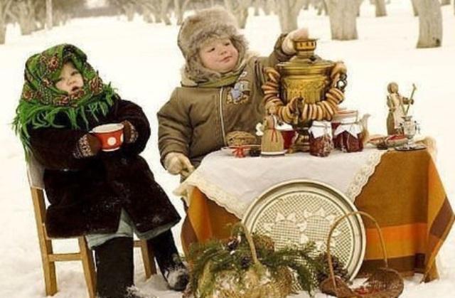 зимний День рождения