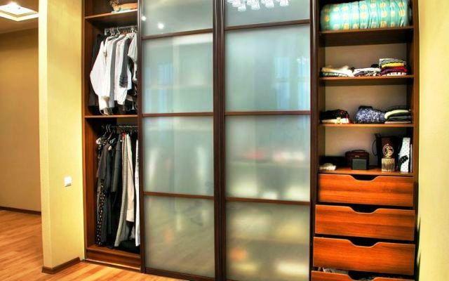 шкафы-купе от производителя