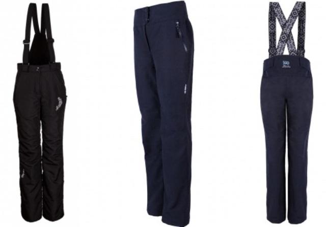 горнолыжные женские штаны