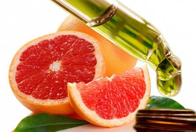вкусный грейпфрут