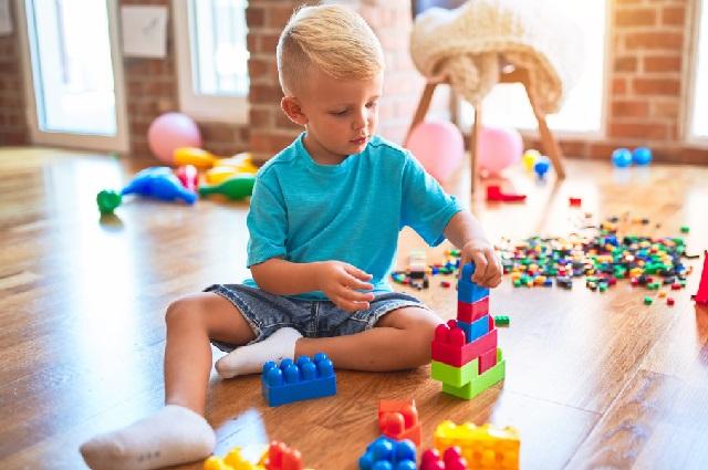 игры с ребёнком